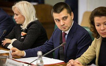 Мамедов Заседание Комитета общественной поддержки жителей Юго-Востока Украины