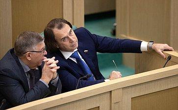 Валерий Рязанский иСергей Лисовский
