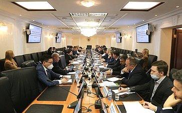 Совещание Комитета СФ поэкономической политике натему «Субсидирование авиационных перевозок ильготные («плоские») тарифы как инструменты повышения транспортной доступности регионов»