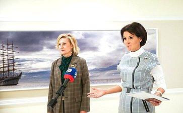 Инна Святенко иМаргарита Павлова