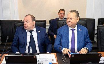 Владимир Лаптев иБорис Невзоров
