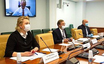Рабочее совещание повопросам реализации гуманитарных проектов посодействию развития образовательной системы вРеспублике Таджикистан