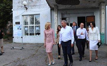 Анатолий Артамонов совершил рабочую поездку вРостовскую область