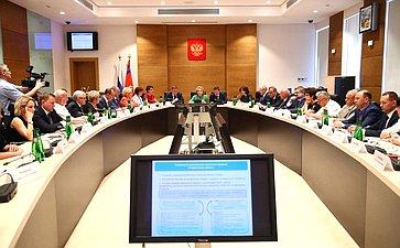 В. Матвиенко вВолгоградской областной Думе