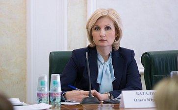 Баталина Ольга Юрьевна