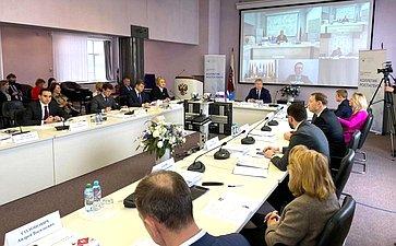 Лилия Гумерова приняла участие взаседании Коллегии Федеральной службы поинтеллектуальной собственности (Роспатента)