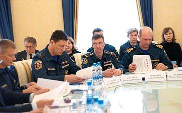 Заседание организационного штаба «Вместе порусскому Северу»