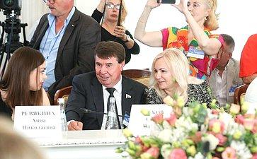 С. Цеков иО. Ковитиди