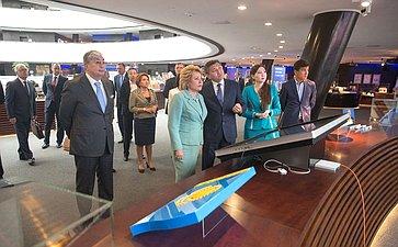 Официальный визит вРеспублику Казахстан делегации Совета Федерации