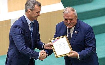 Андрей Яцкин иЮрий Важенин