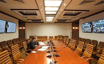 Совещание Комитета СФ поэкономической политике натему «Совершенствование законодательства огосударственно-частном партнерстве иконцессиях»