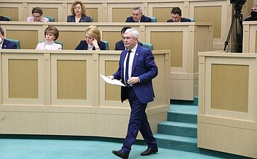 502-е заседание Совета Федерации