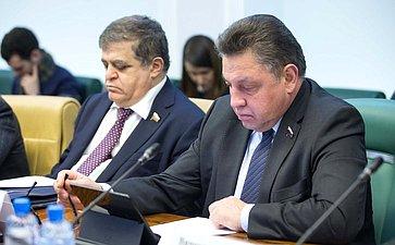 В. Джабаров иВ. Тимченко