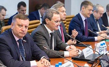 Заседание «круглого стола» Комитета СФ пообороне ибезопасности