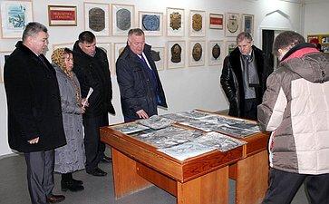 ВЧувашской Республике В. Николаев встретился снаселением вИсаковском сельском поселении