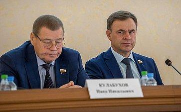 Иван Кулабухов иВиктор Новожилов