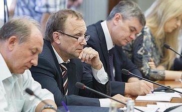 25-07-2014 Cовещание Комитета общественной поддержки жителей Юго-Востока Украины по вопросу оказания помощи беженцам 13