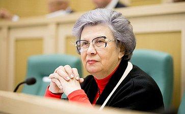 374-е заседание Совета Федерации Горячева
