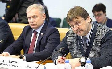 Ильдус Ахметзянов иВладимир Лебедев