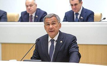 Залог успешного развития Татарстана заключается всозидательном труде каждого жителя Республики