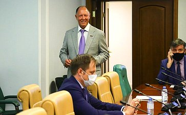 Экспертный совет пофизической культуре испорту при Комитете СФ посоциальной политике