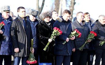 Мероприятия, посвященные подвигу десантников 6-ойроты, погибших 1марта 2000г. при проведении контртеррористической операции наСеверном Кавказе