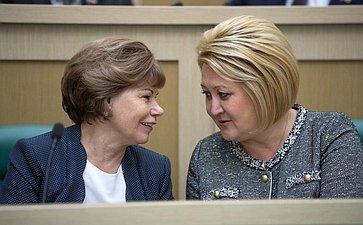 Татьяна Гигель иЛилия Гумерова
