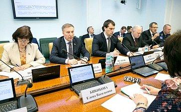 ВСФ прошло заседание Комитета посоциальной политике