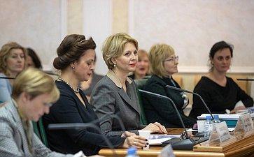Первое заседание Совета Евразийского женского форума