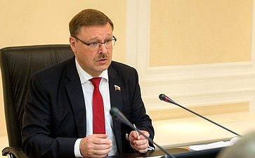 Рекордное число европейских наблюдателей приняли участие вмониторинге выборов Президента России— К.Косачев