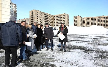Делегация Совета Федерации воглаве сзаместителями Председателя СФ Галиной Кареловой иНиколаем Журавлевым посетила срабочей поездкой город Норильск
