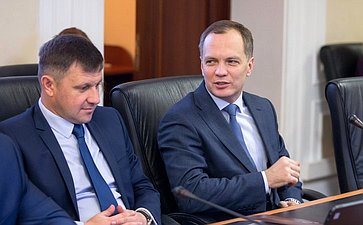 Расширенное заседание Комитета СФ поРегламенту иорганизации парламентской деятельности