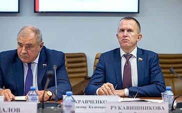 Юрий Важенин иВладимир Кравченко
