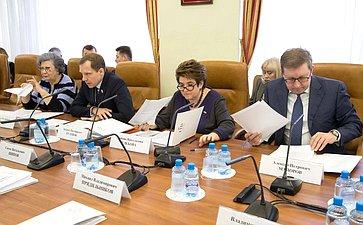 Совещание повопросу подготовки крассмотрению вСФ проекта федерального закона огосударственном контроле (надзоре) имуниципальном контроле вРФ