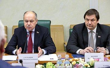 Ильяс Умаханов иИгорь Фомин