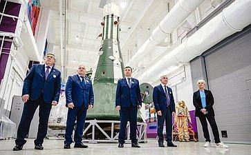Валерий Рязанский открыл финальный этап XI Всероссийского чемпионата покомпьютерному многоборью среди пенсионеров