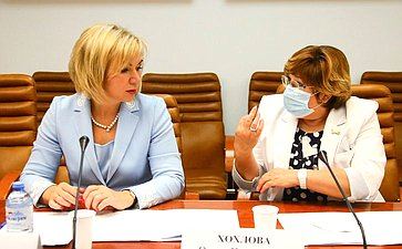 «Круглый стол» Комитета СФ поаграрно-продовольственной политике