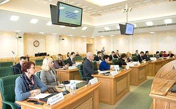 Совещание Совета порегиональному здравоохранению