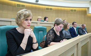 Встреча руководства СФ стружениками социальной сферы села