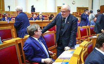 Андрей Клишас иАлексей Майоров