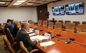 Совещание Комитета СФ поаграрно-продовольственной политике иприродопользованию