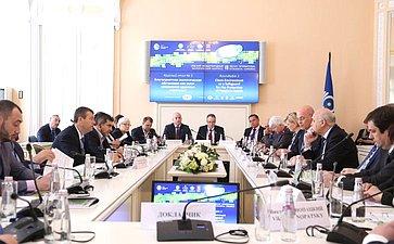 Врамках VIII Невского международного экологического конгресса состоялось заседание «круглого стола» натему «Благоприятная экологическая обстановка как залог сохранения здоровья населения»