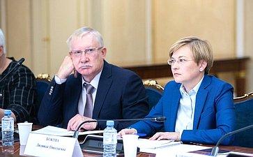 Олег Морозов иЛюдмила Бокова