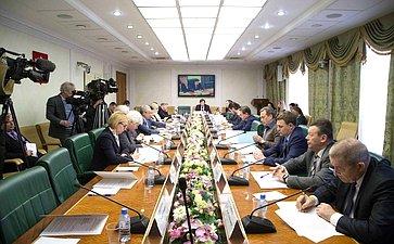 «Круглый стол» натему «Анализ состояния, возможных путей защиты иповышения уровня российского технологического суверенитета»