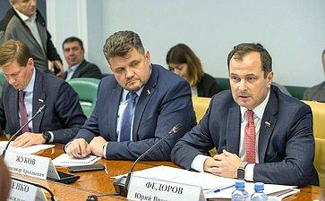 «Круглый стол» Комитета СФ поэкономической политике натему «Актуальные вопросы цифровизации электроэнергетики РФ»