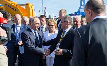 Второй форум регионов России иБеларуси