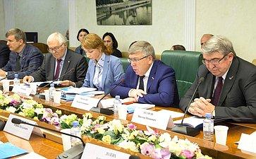 Заседание оргкомитета Консилиума Ассоциации Заслуженных врачей России «Медицина Народного Доверия»