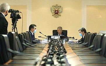 Парламентские слушания натему «Совершенствование законодательства, регулирующего применение цифровых технологий всфере жилищно-коммунального хозяйства»