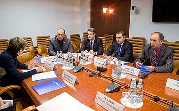 Семинар-совещание пообсуждению проекта концепции уголовной политики вРФ