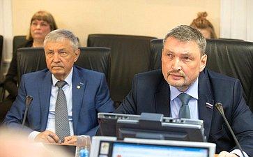 ВСФ состоялось заседание Комитета понауке, образованию икультуре сучастием представителей власти Архангельской области